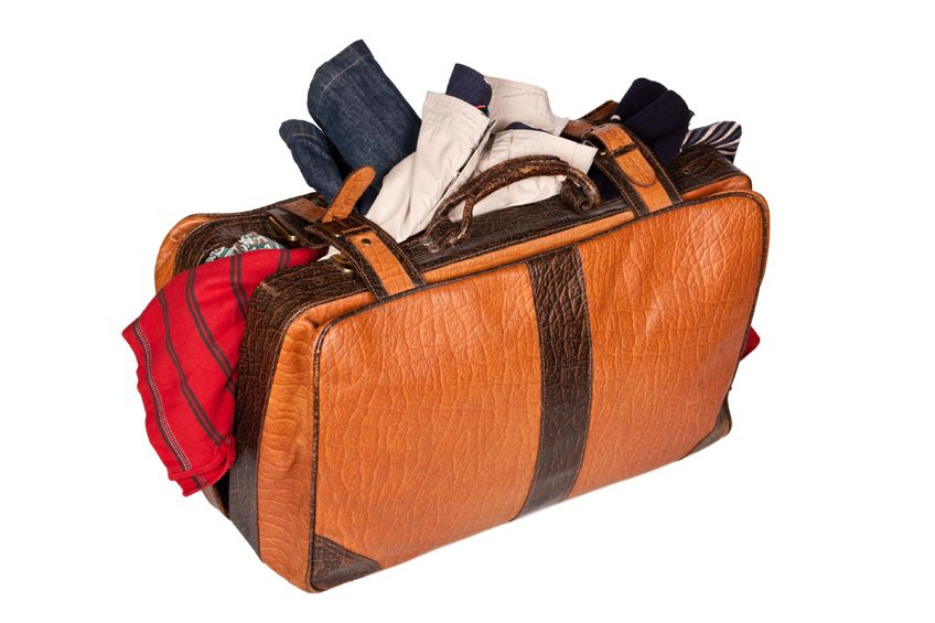 how to pack a suitcase no wrinkles