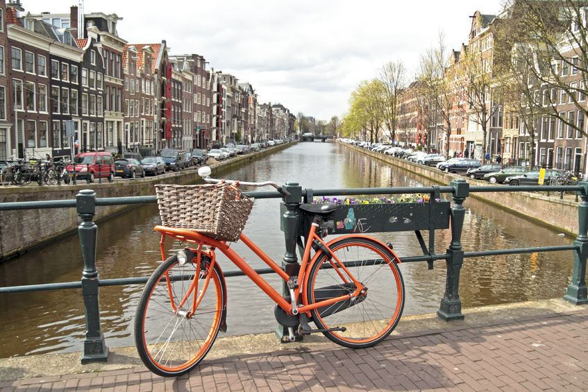 Amsterdam: The city of canals