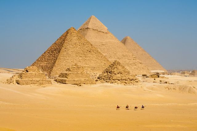 Travel Life List (Bucket List) Egypt