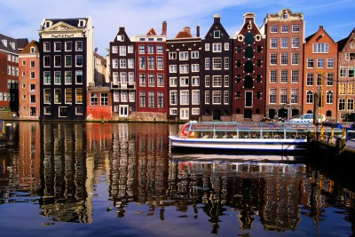 We had a dream and we made it happen – Amsterdam Canals