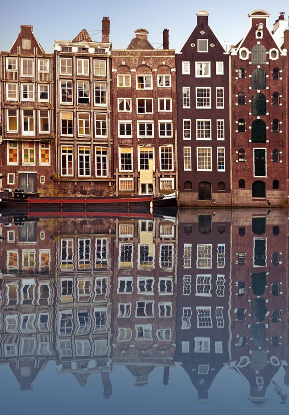 Amsterdam Netherlands Photo Essay - House