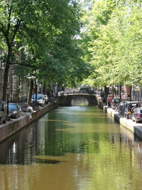 Amsterdam Netherlands Photo Essay - Canal