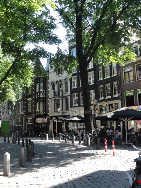 Amsterdam Netherlands Photo Essay - Street