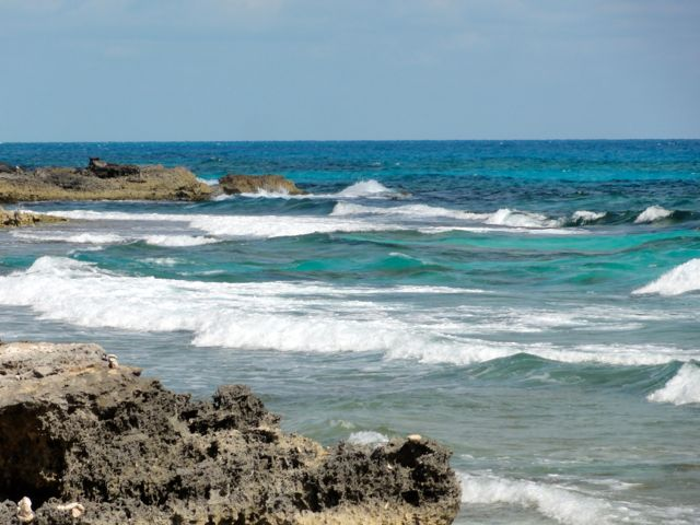 Isla Mujeres Cancun Mexico Beach Shot