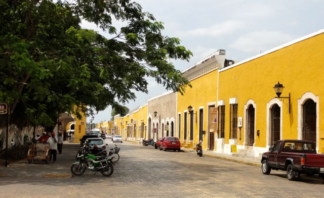 The Yellow City: Izamal Mexico