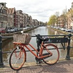 Amsterdam: The city of canals, red lights and all things green