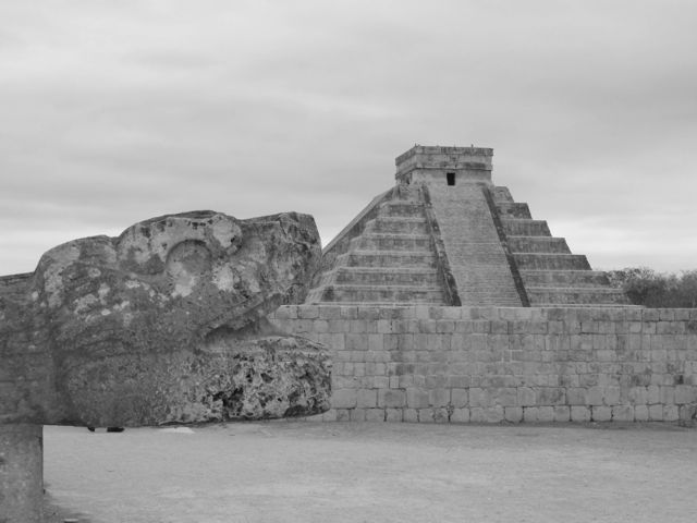 Chichen Itza Yucatan Mexico