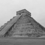 Chichen Itza: Mayan Ruins, Mexico – Photo Essay (B&W)