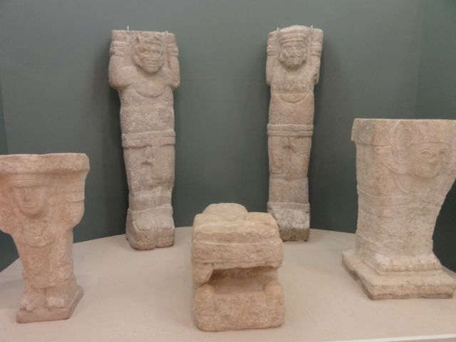 Museo Maya de Cancun Artifacts