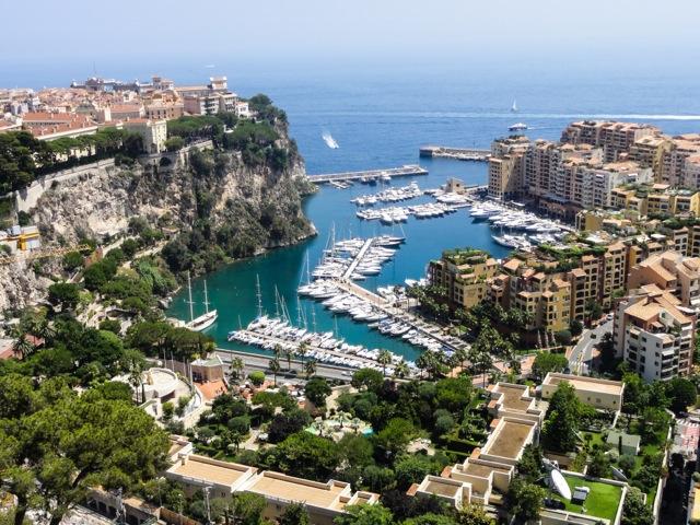 Monaco Photo Essay - City Views