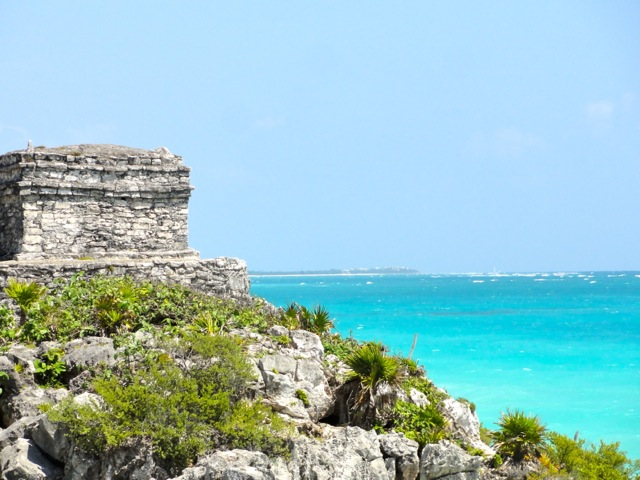 Mexico Mayan Ruins