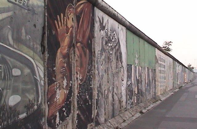Berlin EastSideGalleryBerlinWall