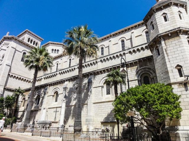 Beautiful Architecture of Monaco
