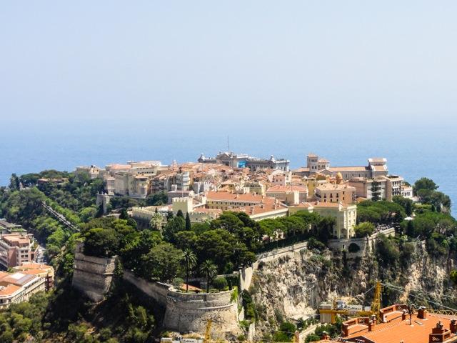 Monaco Photo Essay - Princes palace of Monaco