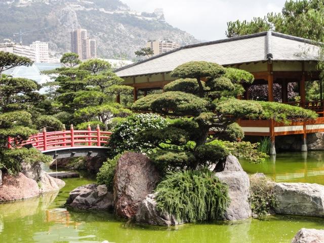 Monaco Photo Essay - Japanese gardens
