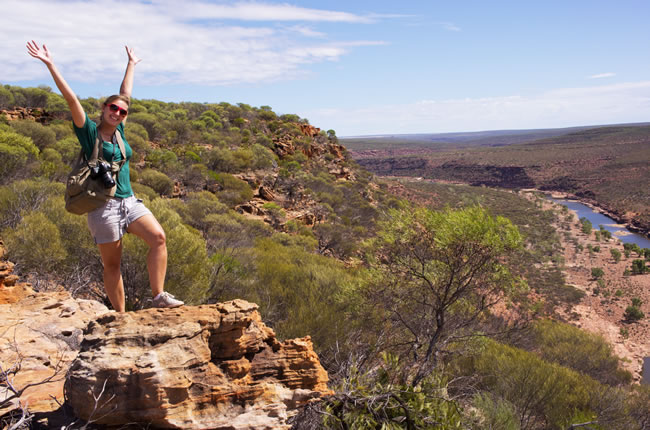 An Interview With A Traveler     TheTravelTester.com - nienke-westaustralia