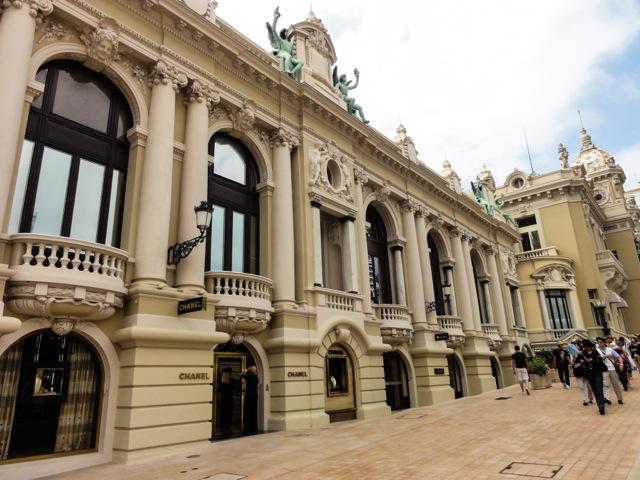 Monaco Photo Essay - Beautiful Architecture