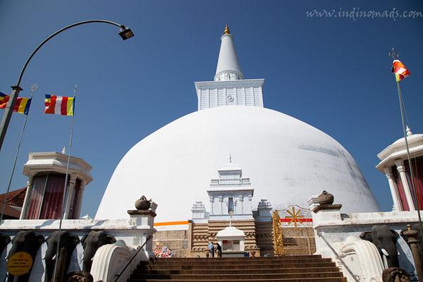 Explore Sri Lanka - Anuradhapura