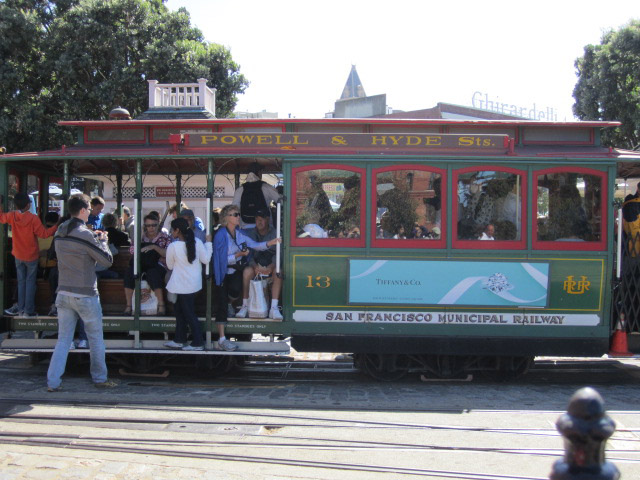 5 free things to do in every city - Cable Car in San Francisco