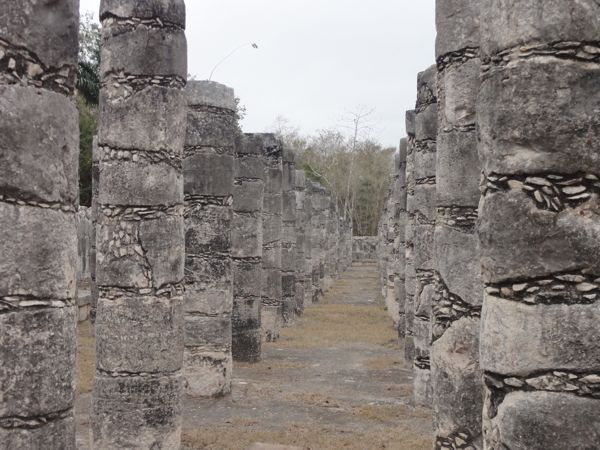 Mayan Ruins - Chichen Itza