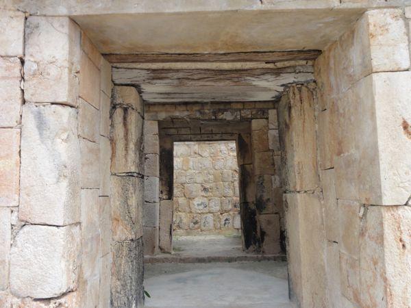 Mayan Ruins - Sayal