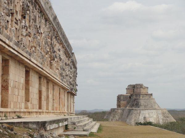 Mayan Ruins - Uxmal