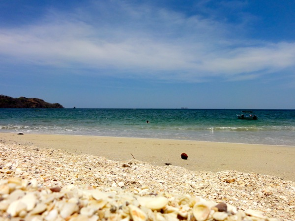 Costa Rica - Shell Beach