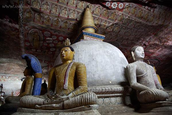 Explore Sri Lanka - Dambulla 1