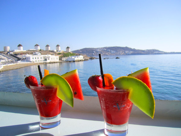 Best Things to do in the Greek Islands - Drinks