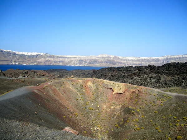 Best Things to do in the Greek Islands - Volcano