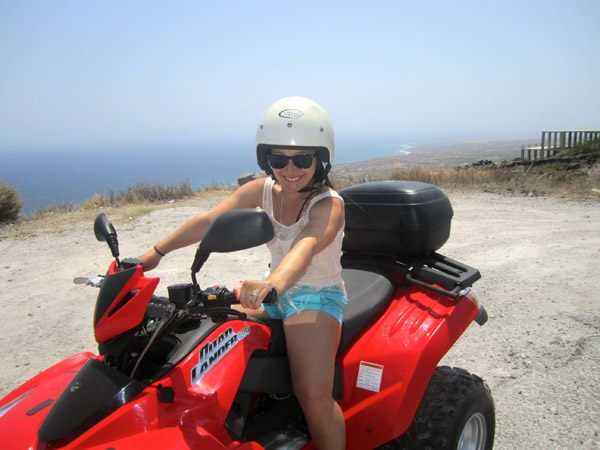 Best Things to do in the Greek Islands - Rent an ATV