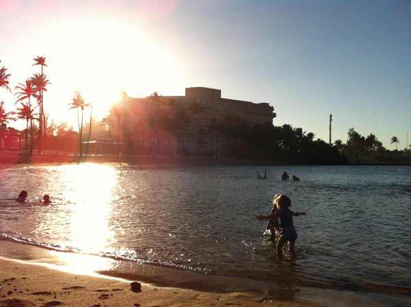 Carpe Travel - Kids at Beach