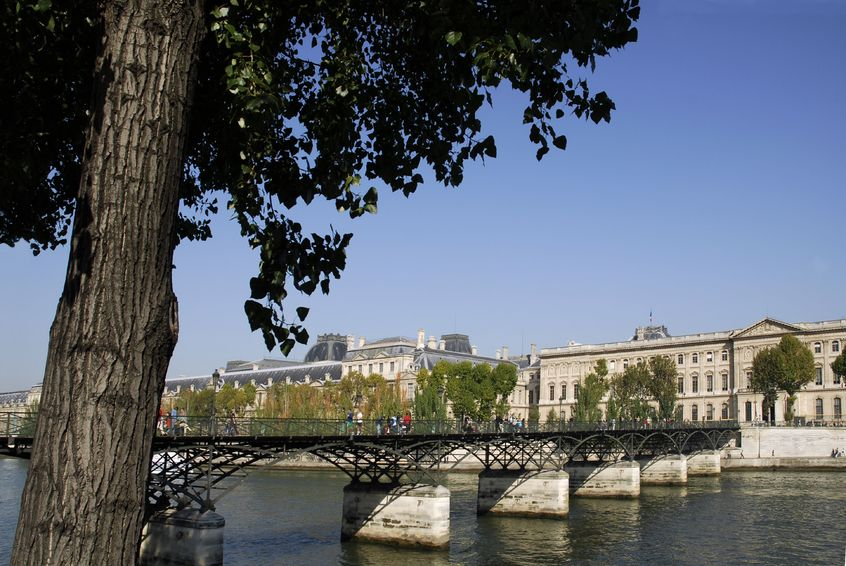 500 days of travel - Ponts des Arts Paris