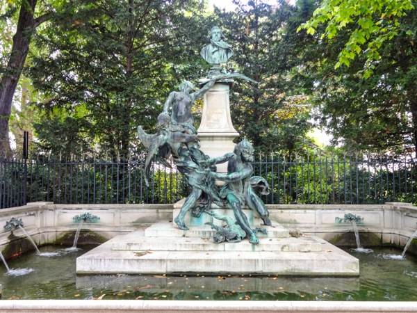 The Best of France Photo Essay - Luxembourg Gardens