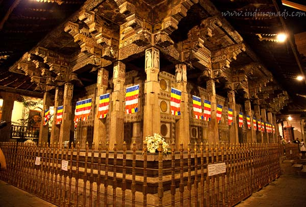 Explore Sri Lanka - Tooth Relic