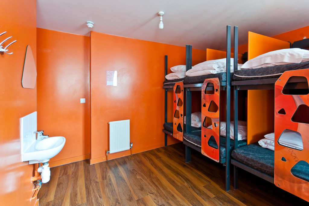 A Guide to Travel Accommodation Options - Hostel Room Accommodation