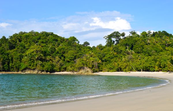 Central America is safe to travel to! - Manual Antonio Nationa Park