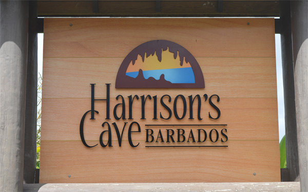 Harrison's Cave - Entrance