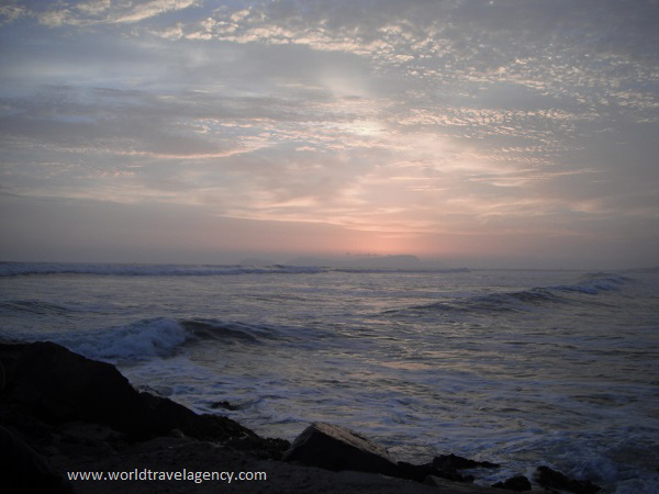 Natures Best Photo Essay - Peru at Sunset