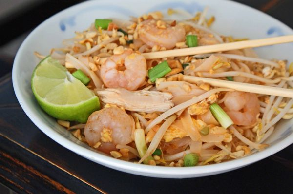 Eating in Toronto - Top 10 Food Places in Toronto - Padthai
