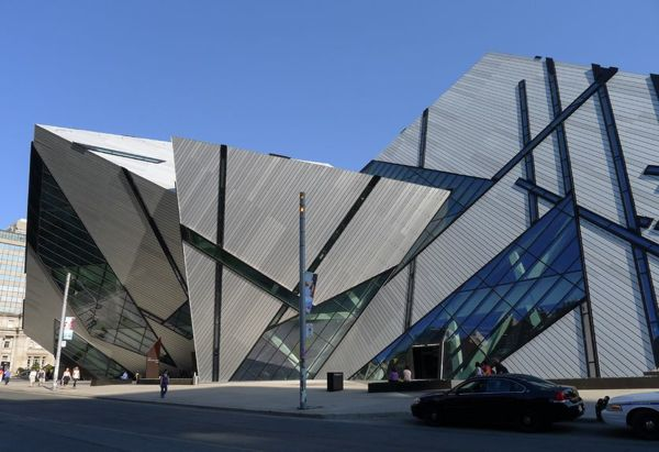 Toronto Architecture Highlights - Royal Ontario Museum