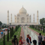The Taj Mahal and The Golden Temple
