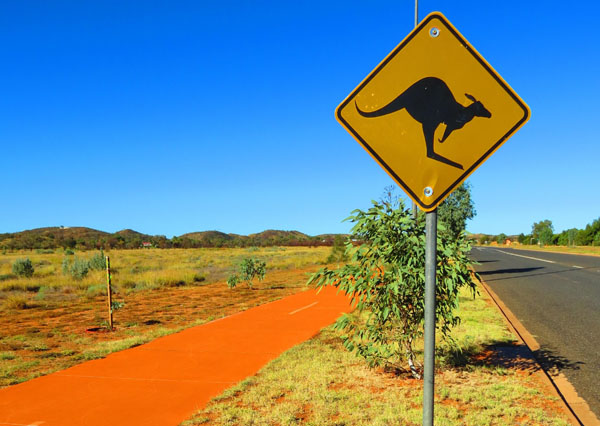 Where in the World is Megan Claire - Australia - 9