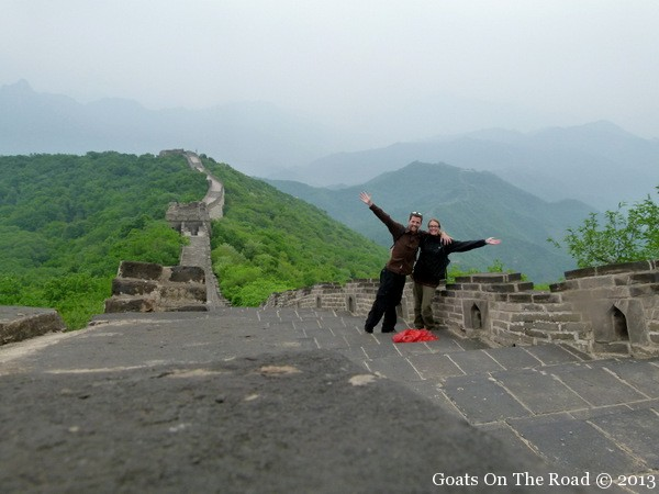 Why You Should Travel To China - Great Wall