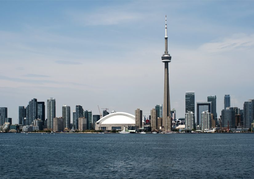 Top Things To Do In Toronto - The veiw from Toronto Island