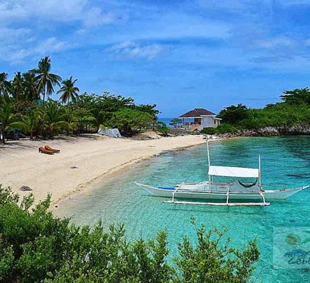 Top 5 Tropical Islands of Cebu Philippines