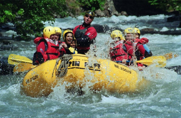 Things to do in Interlaken Switzerland - Interlaken River Rafting with Alpin Raft - Raft 2