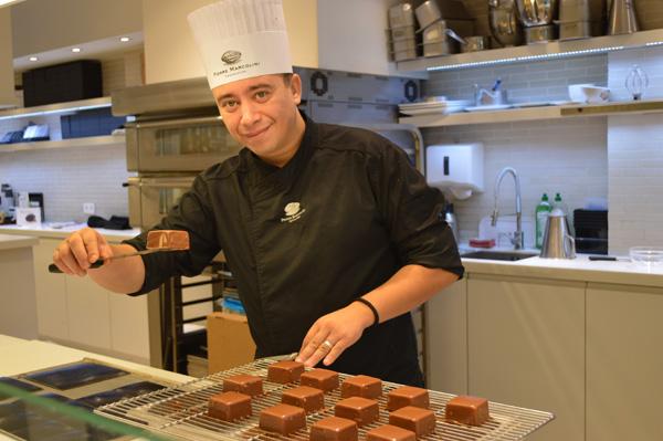 Chocolate in Brussels Belgium - Pierre Marcolini 2