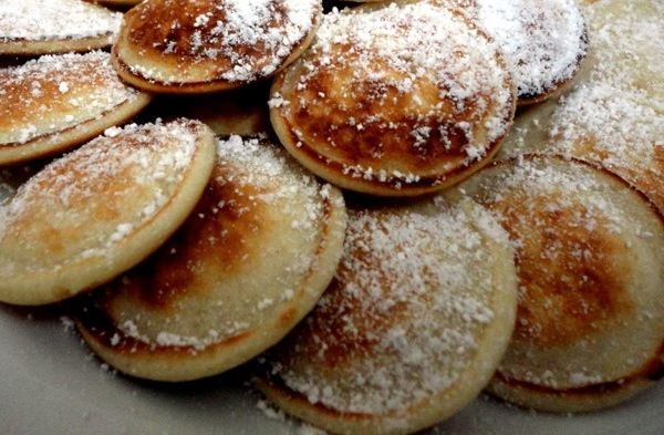 Dutch Cuisine - Poffertjes
