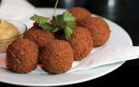 Dutch Cuisine - bitterballen